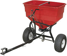SPB80T 80kg Tow Behind Broadcast Spreader - Sealey