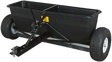 SPD80T Drop Spreader 80kg Tow Behind - Sealey