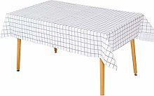 SPDYCESS Tablecloths Spillproof Tablecloth Indoor