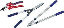 Spear & Jackson Garden Razorsharp 3 Piece Cutting