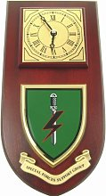 Special Forces Support Group Wall / Mess Clock