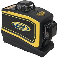 Spectra Precision LT56 3 Plane Laser Tool, Yellow