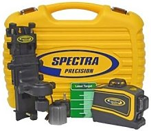 Spectra Precision LT58 Green Ceiling Laser Tool