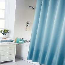 Spectrum 180 x 180 cm Shower Curtain and Rings