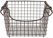 Spectrum Diversified Scoop Stackable Basket