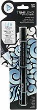 Spectrum Noir Triblend Marker, Aqua Blue Blend,