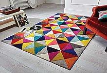 Spectrum Samba Quality Handcarved Geometric Design