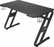 SPEEDLINK Gaming desk, wood materials, black, 114