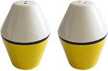 SPHERE - Salt and Pepper Shaker Set - ceramic |