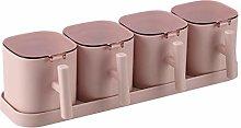 Spice box seasoning set Seasoning Jar Set With