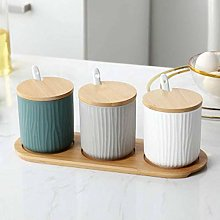 Spice Container3Pcs/set Nordic Home Creative