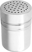 Spice Jar, Portable Spice Bottle Stainless Steel