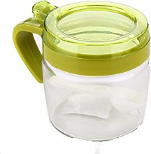 Spice Jar with Lid AniU Kitchen Condiment