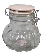 Spice Jars Brambly Cottage Colour: White/Clear