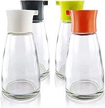 Spice Jars Precision Pour Glass Oil Dispenser