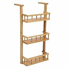 Spice Rack 3-Tiers Fridge Hanging Storage Rack