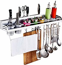 Spice Rack, Kitchen Utensil Holder, Kitchen Shelf,