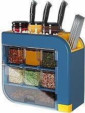 Spice Rack Organizer, Multifunctional Kitchen
