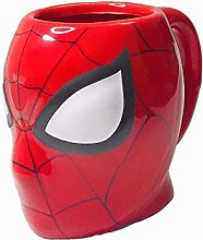 Spider Man Coffee Mug Cups and Mugs Cool Mark
