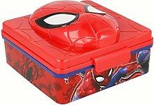 Spiderman 3D Sandwich Maker – Thermal Bags