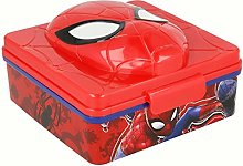 Spiderman 3D Sandwich Maker – Thermal Bags