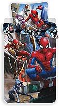 Spiderman Amazing - Children's Single Bedding