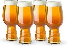 Spiegelau 4991382 Classic IPA Beer Glasses, Mugs