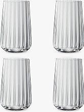 Spiegelau Lifestyle Highball Glass, Set of 4,
