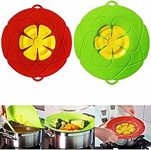 Spill Stopper Lid Cover, Large and Small Size,