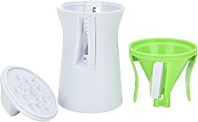 Spiralizer HuaForCity Vegetable Slicer Handheld