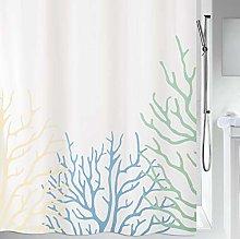 Spirella 10.18468 Textile Coral Acqua Shower