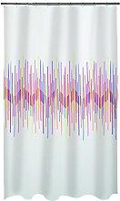 Spirella 1018469, 10.18469 textile shower curtain,