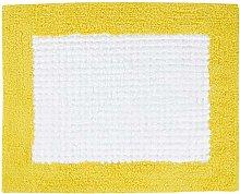 Spirella 1206978, White Sunshine Textile Rug 55 x