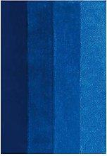 Spirella blue bath mat, bath rug, shower mat,