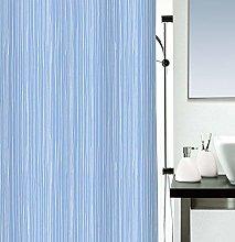 Spirella Raya Ciel Textile Polyester Shower