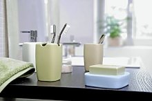Spirella Tea Green Retro Tabletop Accessory