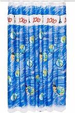 Spirella Textile Curtain 2000 Multicoloured 180 x