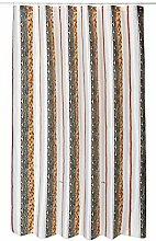 Spirella Textile Curtain Animal Terraabrau 180 x