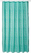 Spirella Textile Curtain Fine Mint, 180 x 200,
