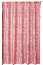 Spirella Textile Curtain Fine Old Rose 180 x 200
