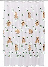 Spirella Textile Curtain Koala Multicoloured 180 x