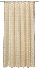 Spirella Textile Curtain PACO Mandarine 180 x 200