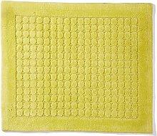 Spirella Textile Rug Dots, Lime, 55 x 65, 1212262,