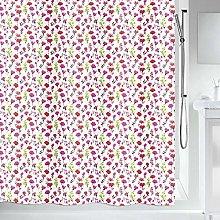 Spirella Textile Shower Curtain 180x 200cm
