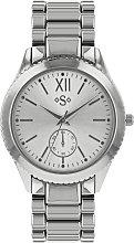 Spirit Ladies Silver Stainless Steel Bracelet Watch