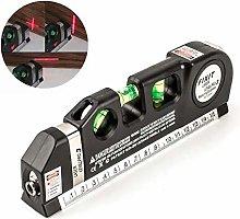 Spirit Level, Laser Measure Multipurpose Laser