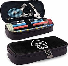 Splatoon Squid Logo Pencil Case Pen Bag Pouch