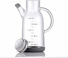 SPNEC Oiler Oil Bottle, Glass Spice Bottle