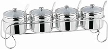 SPNEC Seasoning Containers Stainless Steel