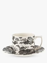 Spode Zoological Gardens Cup & Saucer, 290ml
